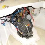 motor onderhoud en reparatie zeilboot, kruiser