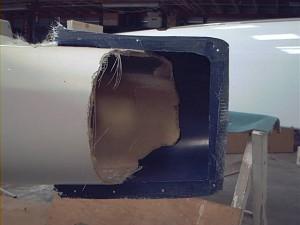 polyesterschade catamaran